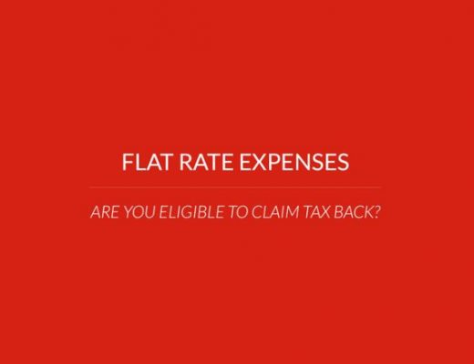 Flat Rate Expenses - Are you eligible to claim tax back?